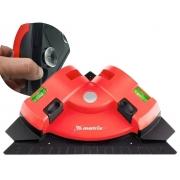 Nível a Laser 2 Bolhas Com Prumo e Esquadro Mtx 350079