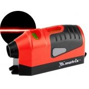 Nível A Laser Com Prumo E Marcação Mtx 350069 10 Metros 2 Bolhas