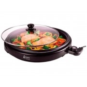 Panela Grill Multifuncional Lenoxx PGR-151 Gourmet 1500w