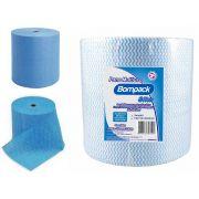 Pano Multiuso Bompack Slim Com 300 Metros Azul