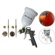 Pistola De Pintura Stels 5731455 600 ML Com Acessórios
