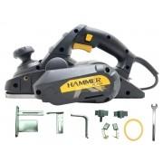 Plaina Elétrica Hammer PL-7500 750w Com Regulador De Profundidade