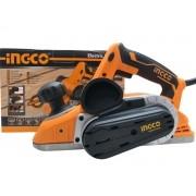 Plaina Elétrica Industrial 1050w Ingco Pl10508-9 Com Acessórios