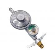 Regulador De Gás Imar 0728/06B Com Manômetro