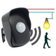 Sensor De Presença Multifuncional Qualitronix QA26M Bivolt