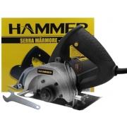 Serra Mármore 1100w Hammer Sm-1100 110mm
