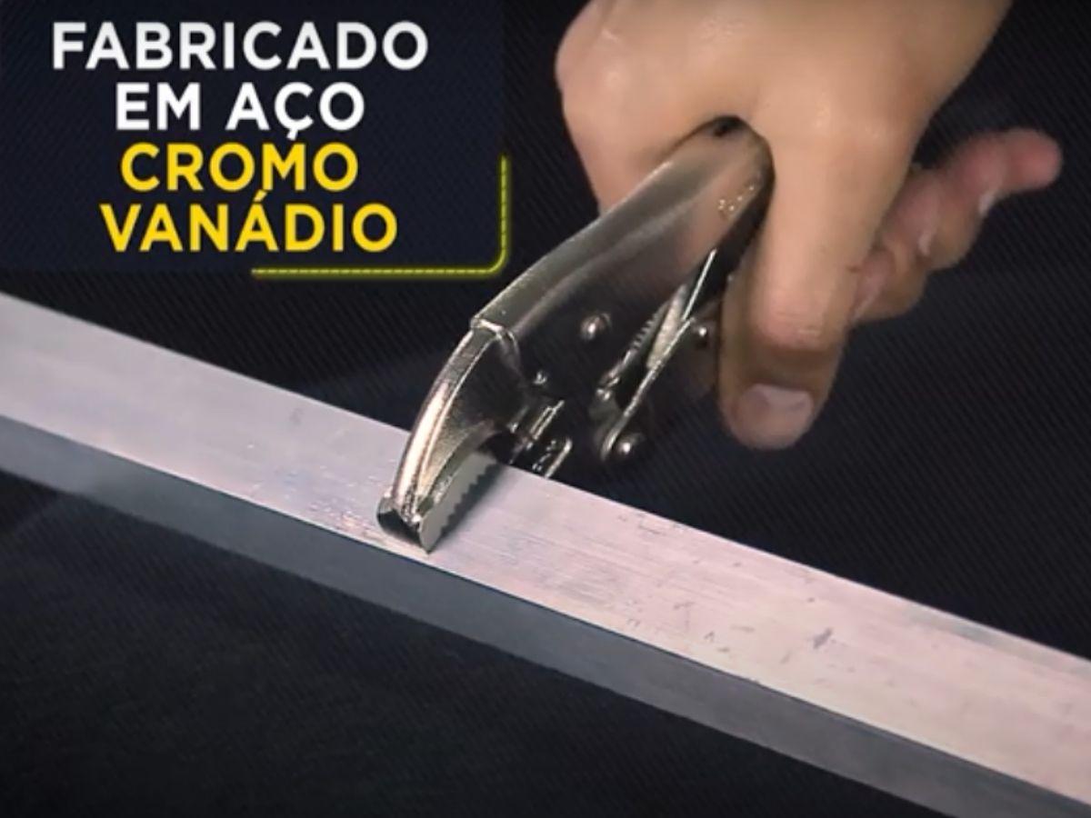 Alicate De Pressão 10 Pol. Mtx 1843055 Aço Cromo Vanádio