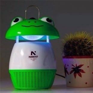 Luminária Armadilha De Mosquito Sapo NSBAO YG-5611 Bivolt