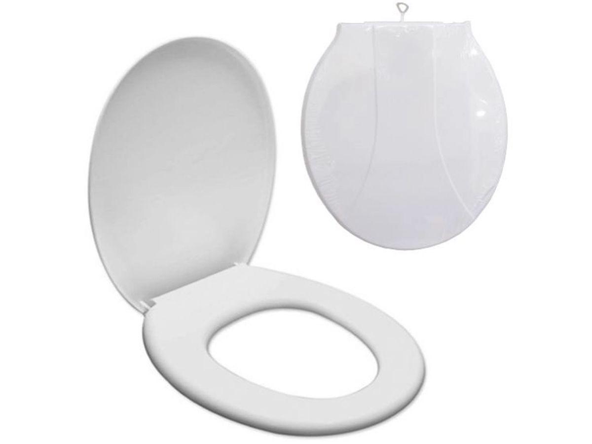 Assento Sanitário Universal Master 771 Branco