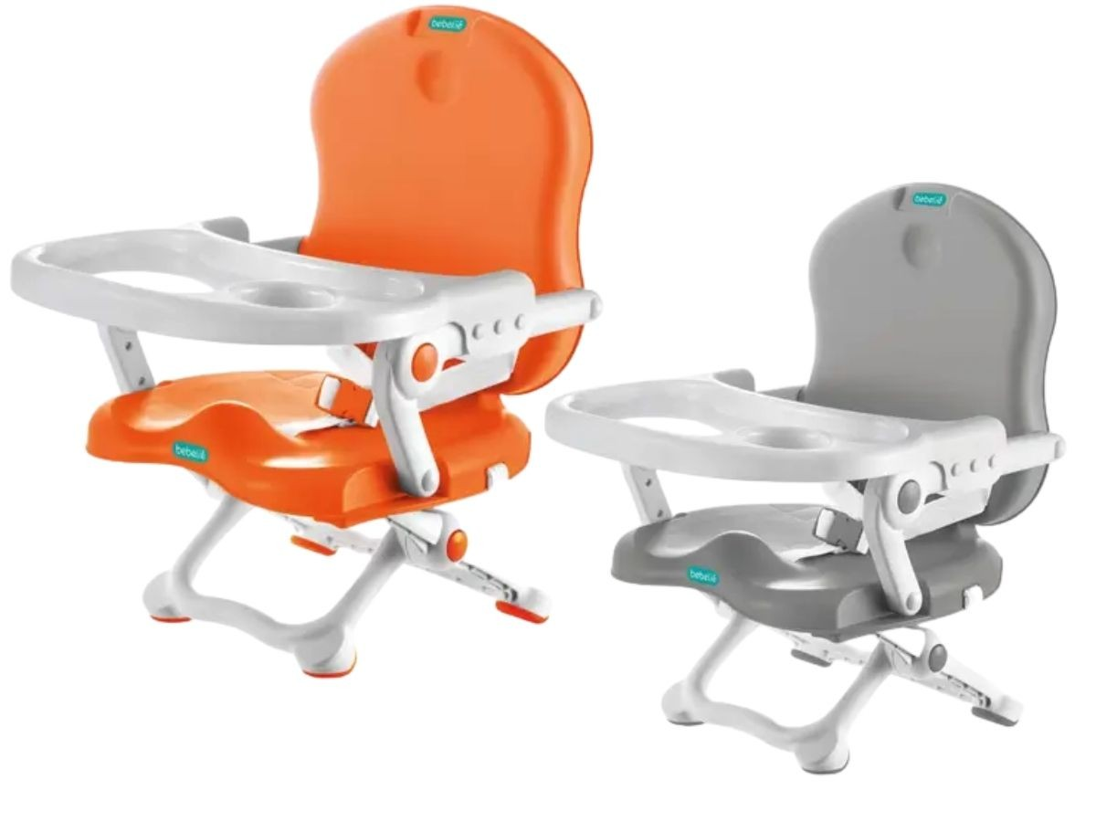 Cadeira De Alimentação Para Bebês Bebeliê CAP Portátil