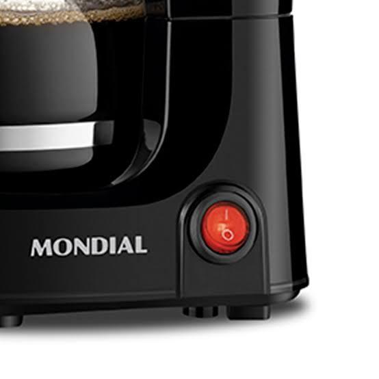 Cafeteira Elétrica Mondial Nc-25 Pratic 17 Xícaras