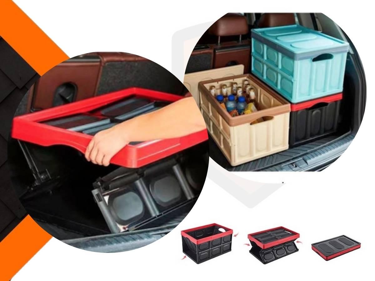 Caixa Organizadora Dobrável Made Basics OR-1 55 L