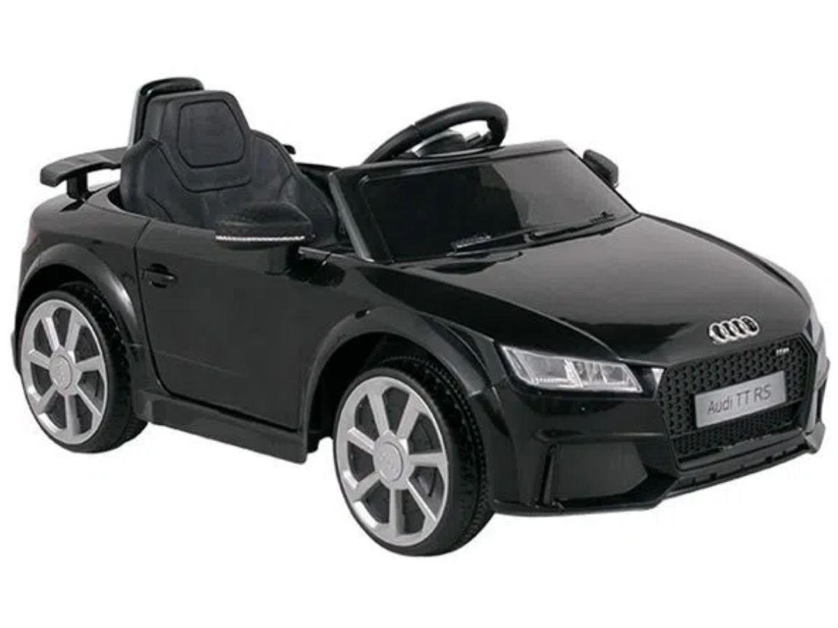 Carro Elétrico Infantil 12v Bel 921707 Audi TT RS