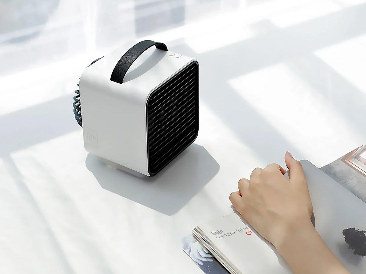 Climatizador De Ar Portátil Usb Made Basics AR-2