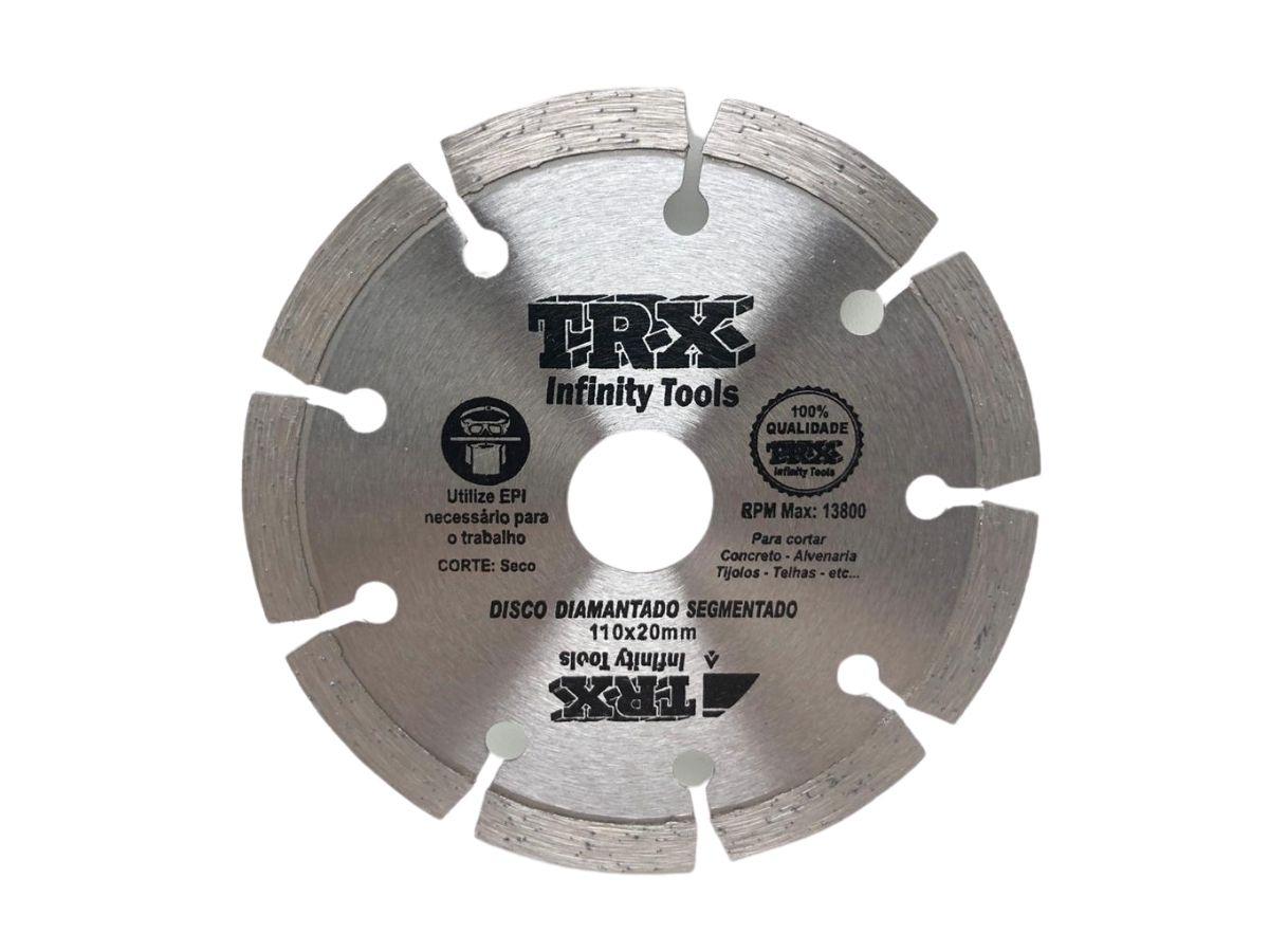 Disco De Corte TRX Infinity Tools Diamantado