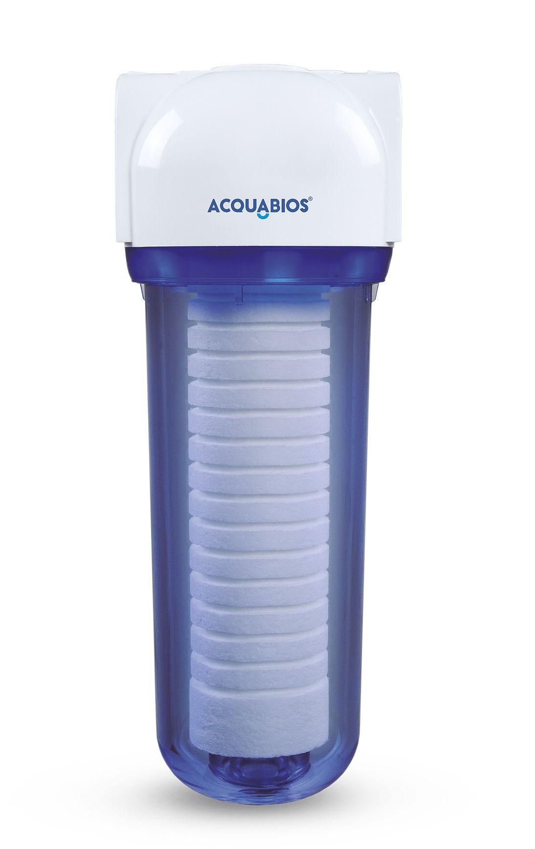 Filtro De Água Para Máquina De lavar Acquabios Maq Lav 200