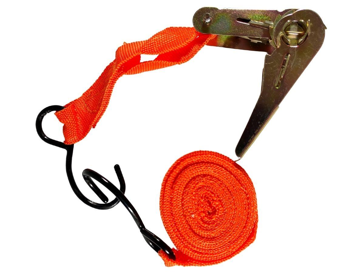 Fita Para Prender Carga 25mmX4,5m Troya Tools TRY-9520 Profissional