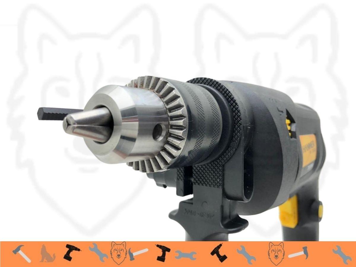 Furadeira De Impacto 700w 13mm Hammer Fi-7000