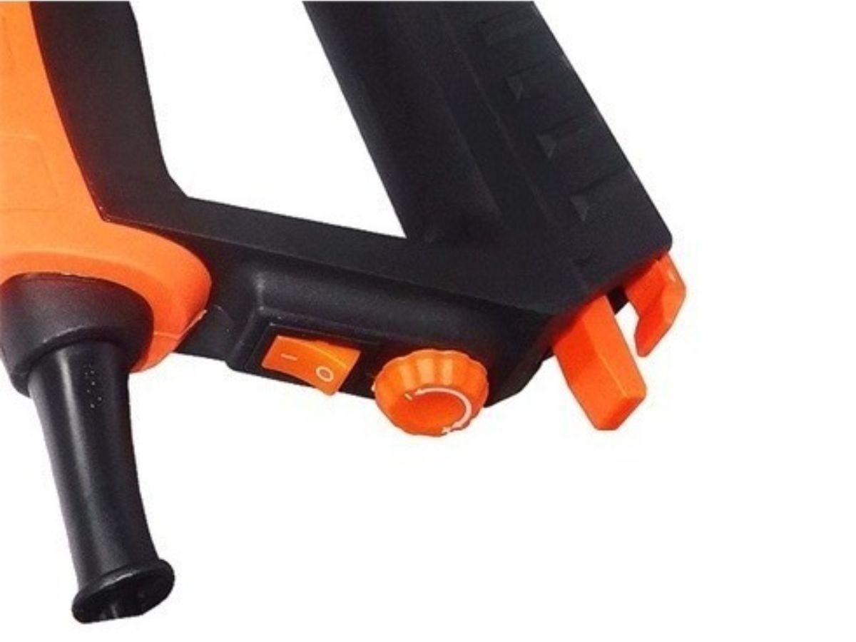 Grampeador e Pinador Elétrico Infinity Tools If-gp300 Com Kit Grampos e Pinos