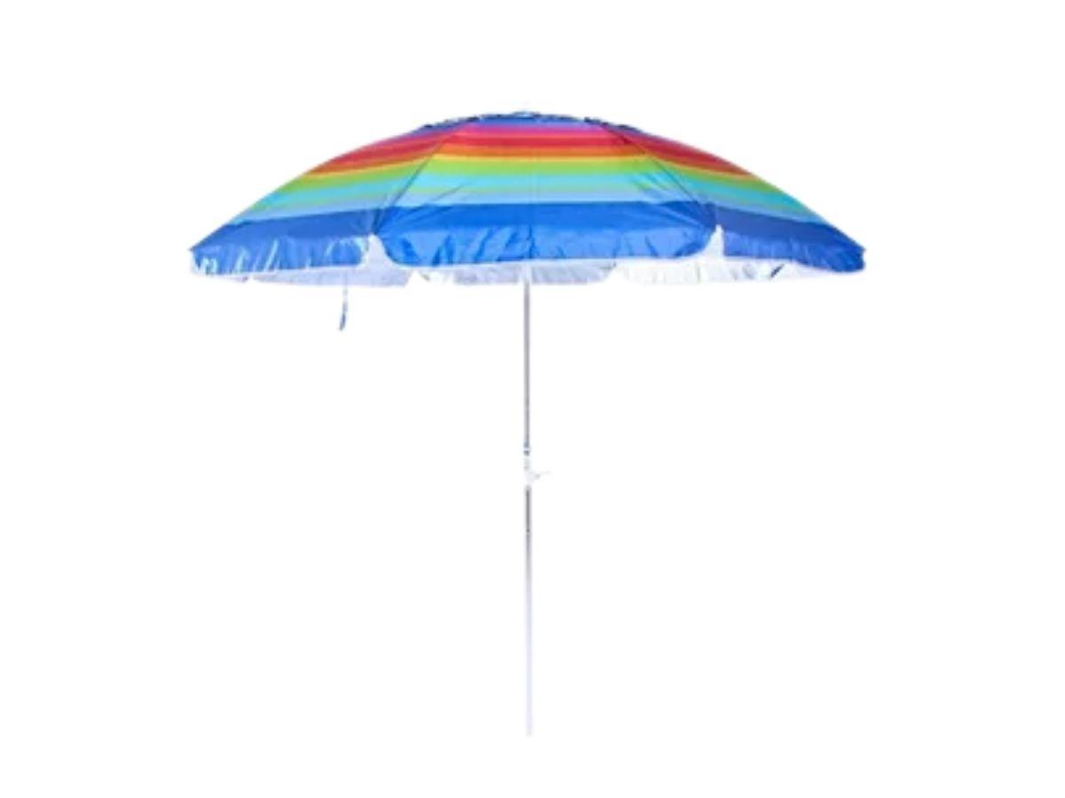Guarda Sol Bel Lazer Rainbow 13000 2,60 M Articulado