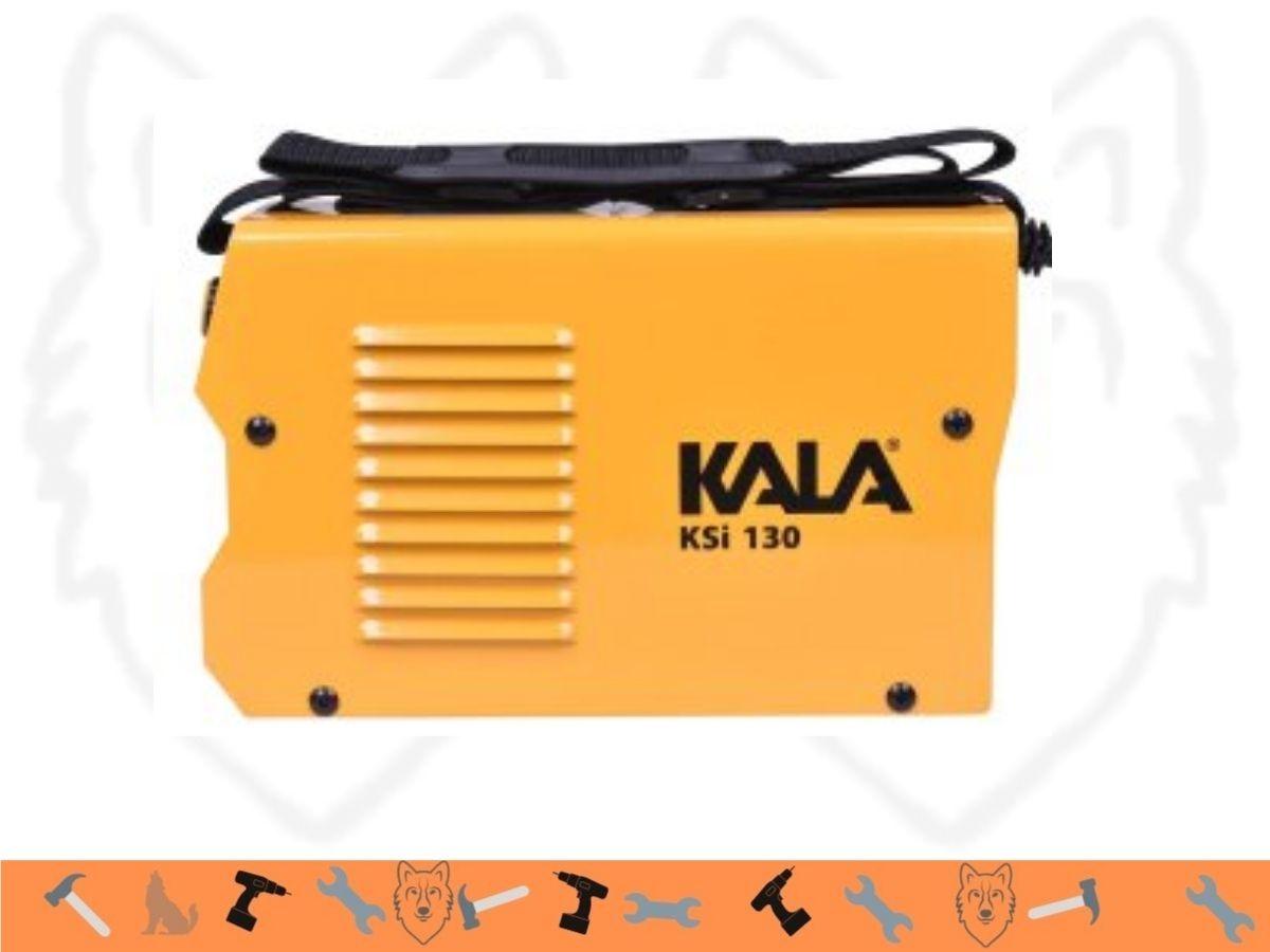 Máquina De Solda 130A Kala Ksi-130 Com Display Digital