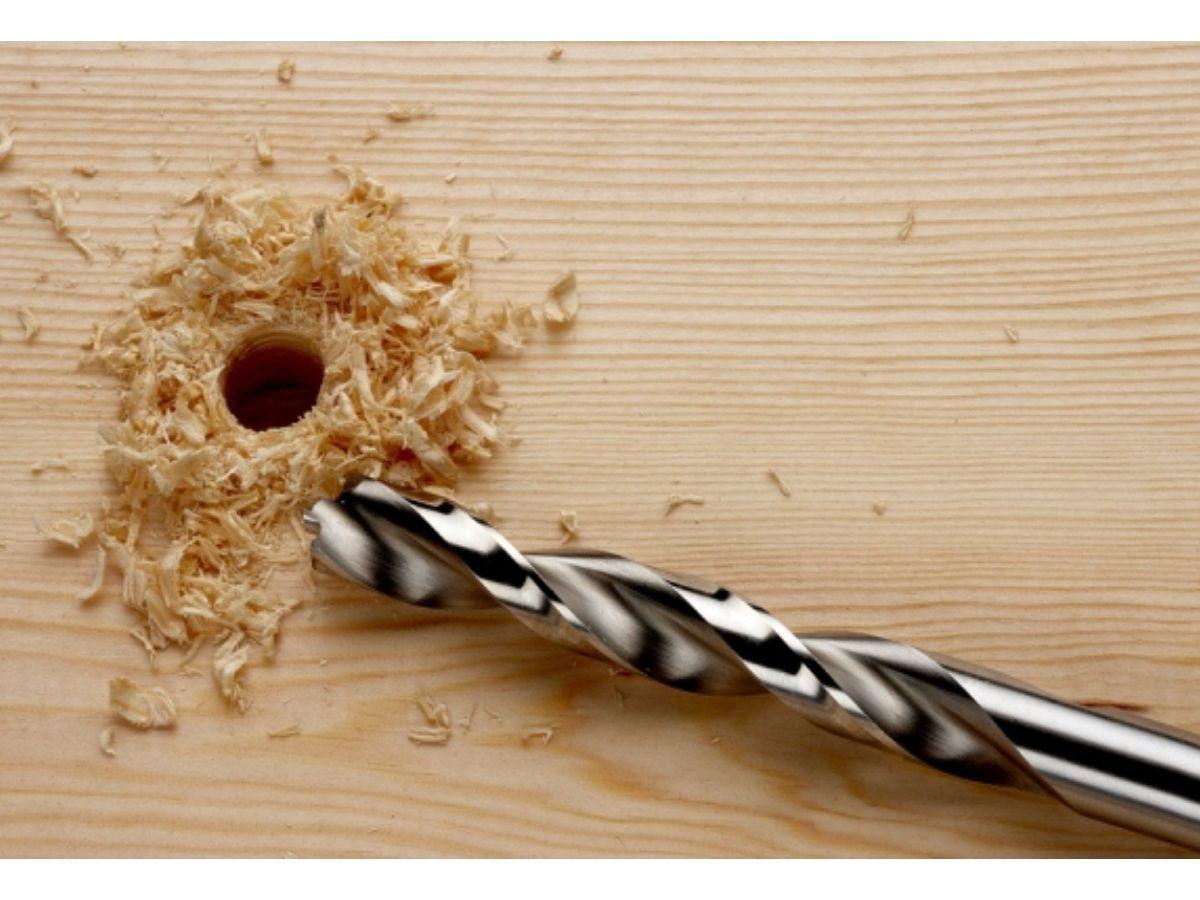 Jogo De Brocas Para Madeira Hammer KBM-8P 8 Peças