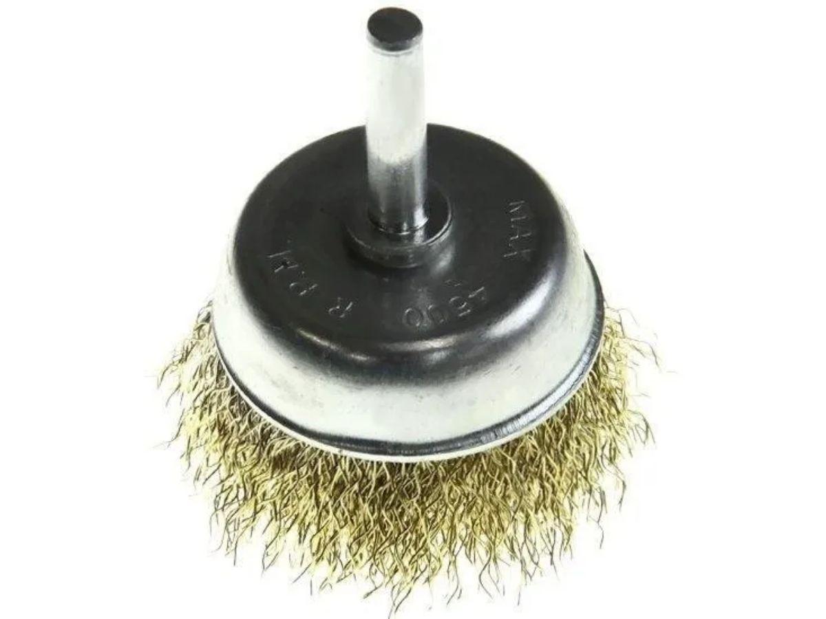 Jogo De Escovas De Aço Para Furadeira Brasfort 7269 3 Peças