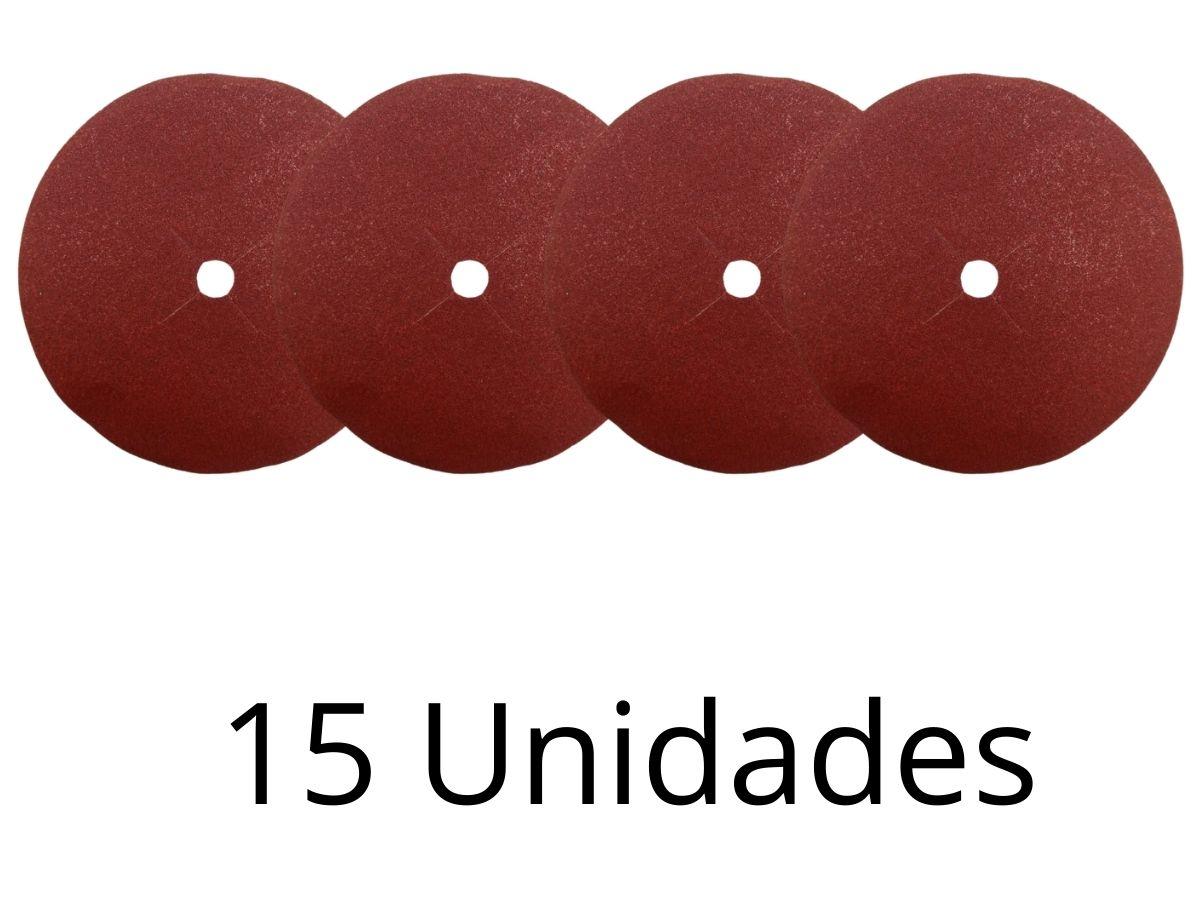 Jogo De Lixas Mil Kits M-11 P/ Furadeira 15 Peças