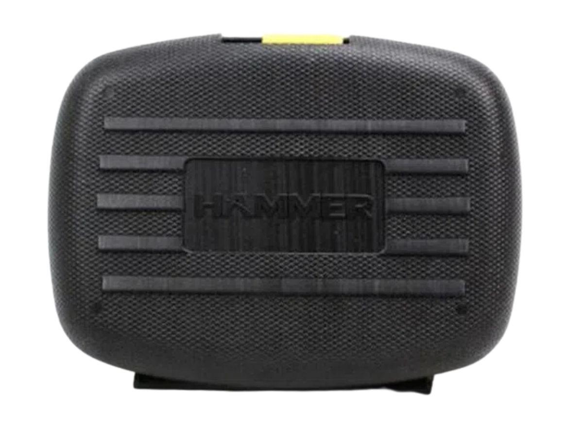 Kit De Ferramentas 21 Peças Hammer KF-21 C/ Estojo