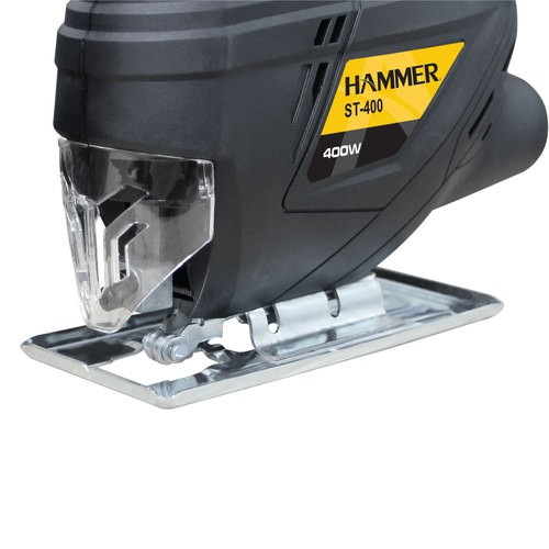Kit Furadeira de Impacto Hammer Fi-10 420w + Tico Tico Hammer St-400 400w + Lixadeira Orbital Hammer Lo-135 1/3 De Lixa