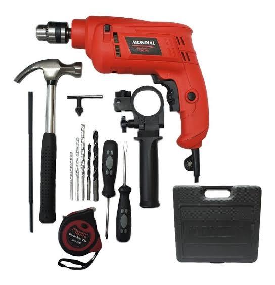 Kit Oficina Mondial Nffi-07m 650w Power Tools