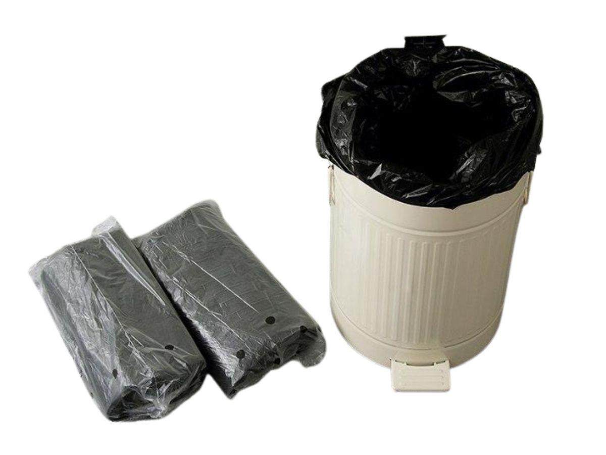 Kit Sacos De Lixo Bompack 15L 39X58 CM 20 Peças