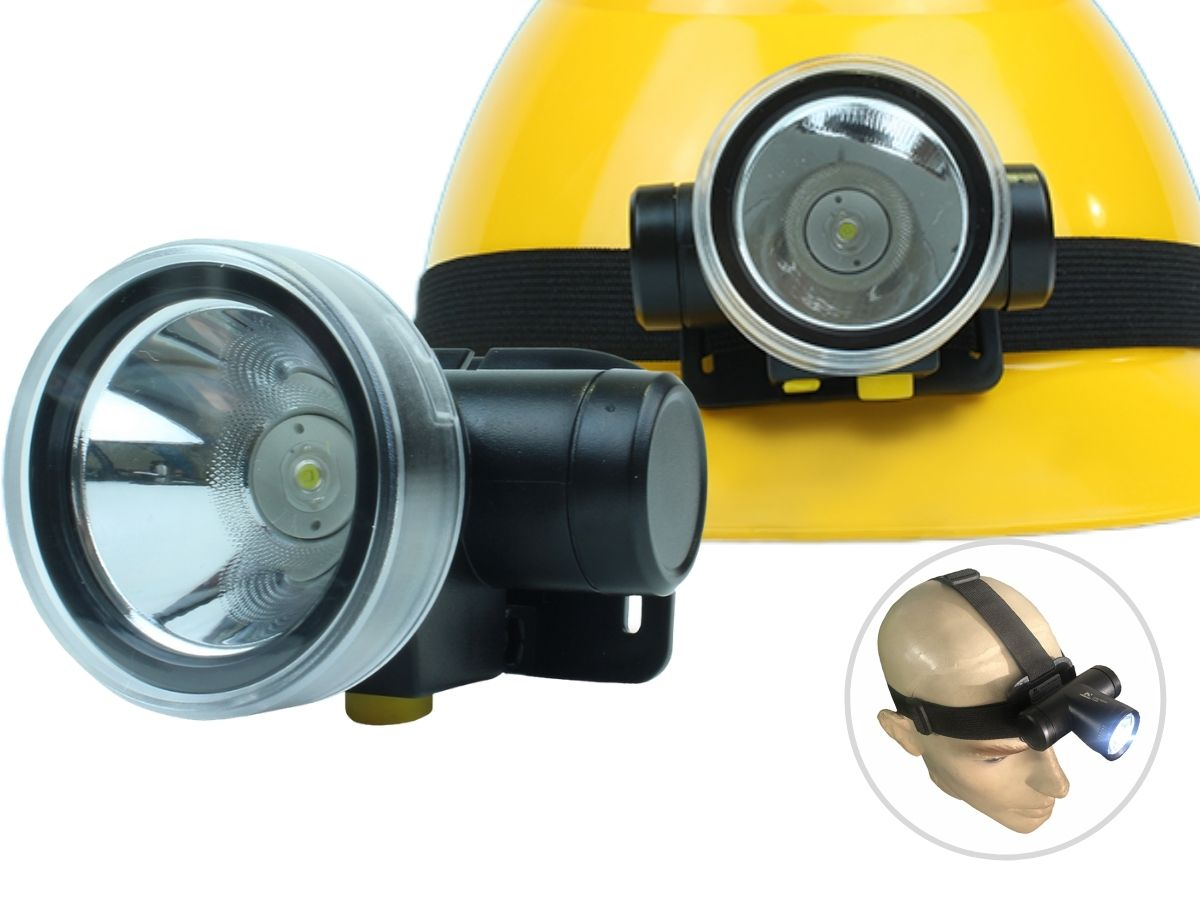 Lanterna De Cabeça Led Recarregável Usb NSBAO YG-5598