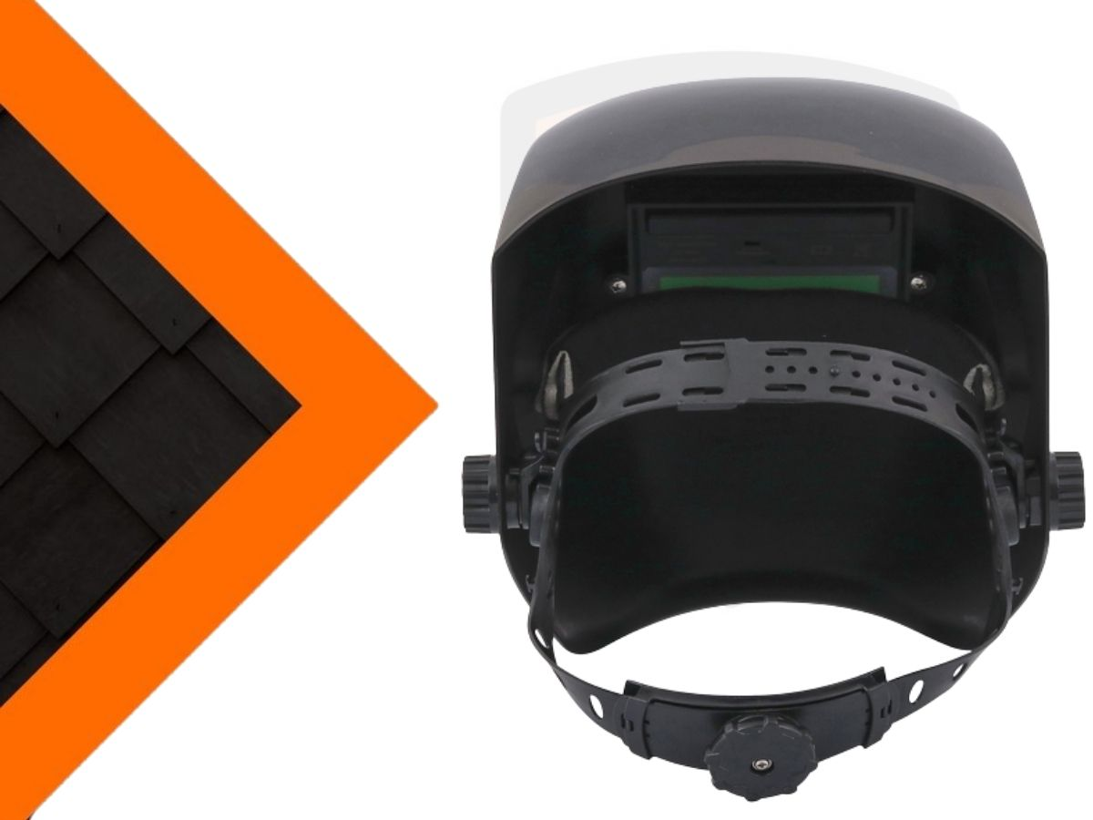 Máscara de Solda Worker WK-71 Com Filtro de Auto-Escurecimento