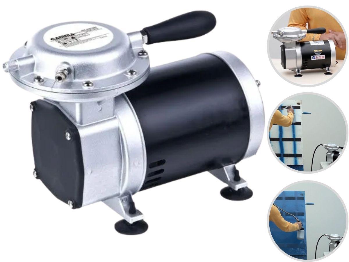 Compressor De Ar 1/3Hp De Diafragma Gamma G28-15BR Bivolt