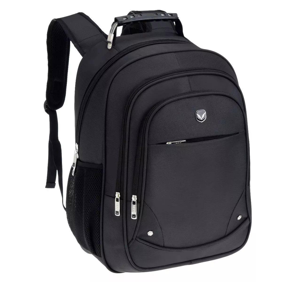 f50b9ef5c Mochila Notebook Executiva Yepp Trabalho Escolar Reforçada Promoção ...