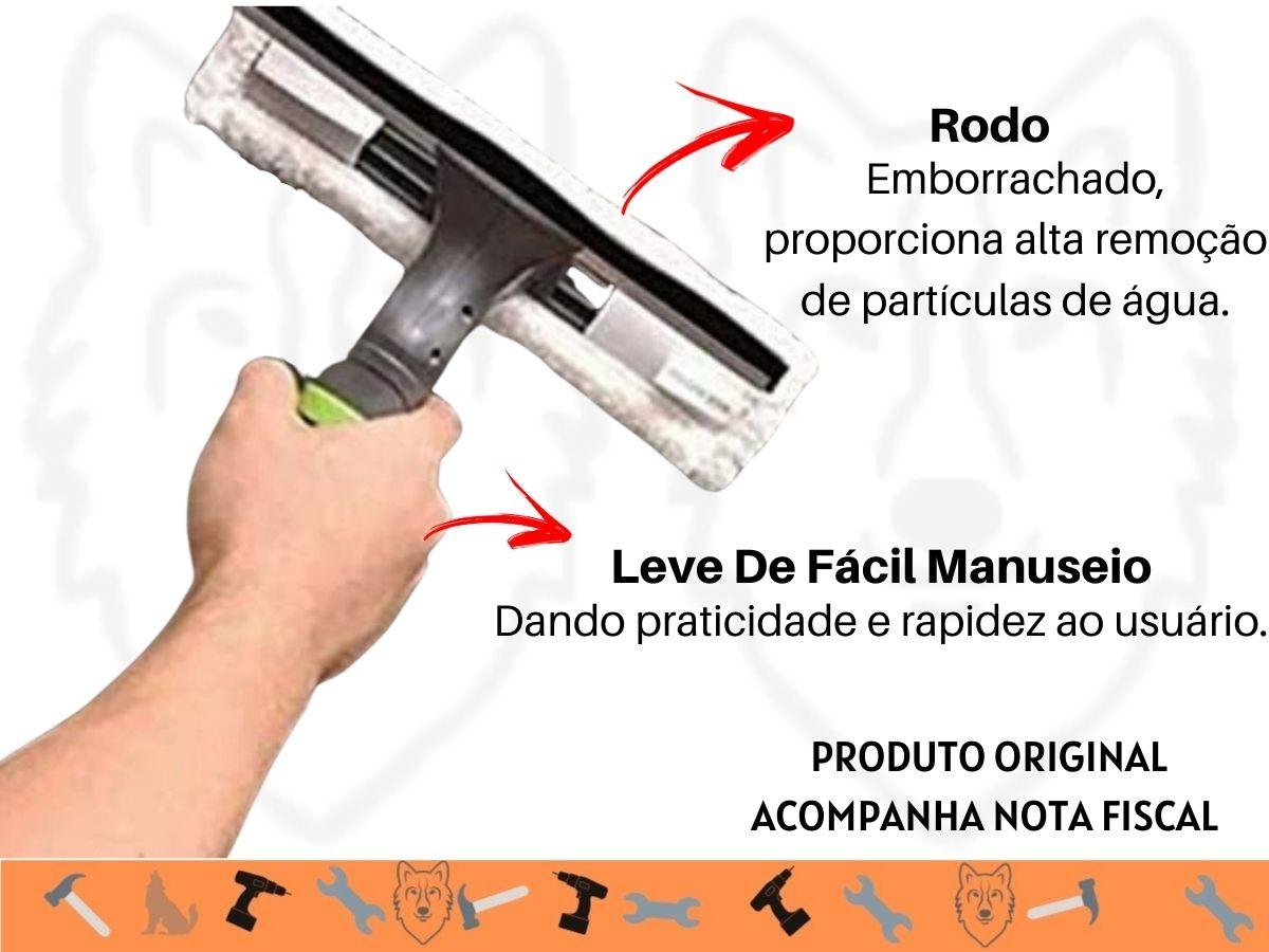 Multi Rodo Limpa Vidro Bompack 3 Em 1 220ml (Ref. 1993)