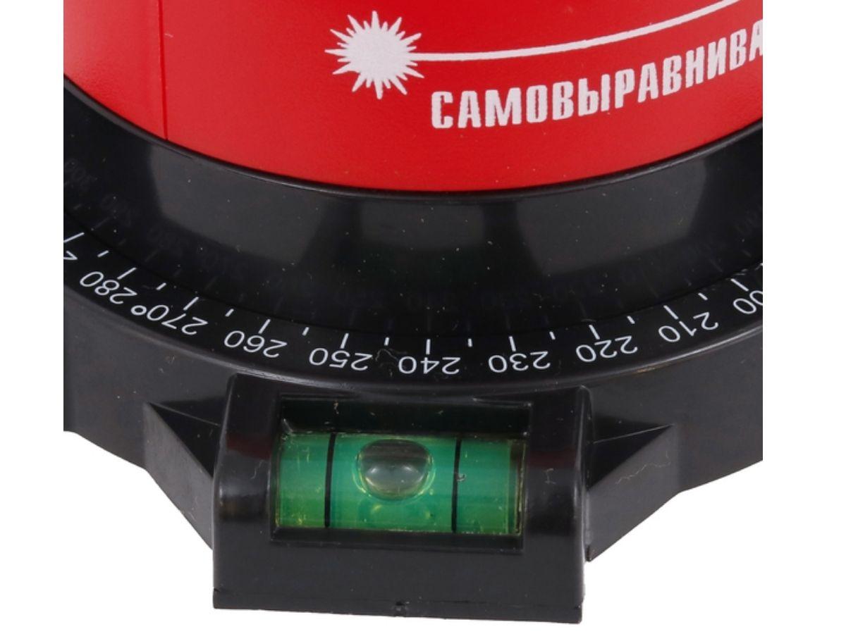 Nível a Laser Com Tripé 10M Auto Nivelamento Mtx 350339 Com Maleta e Acessórios