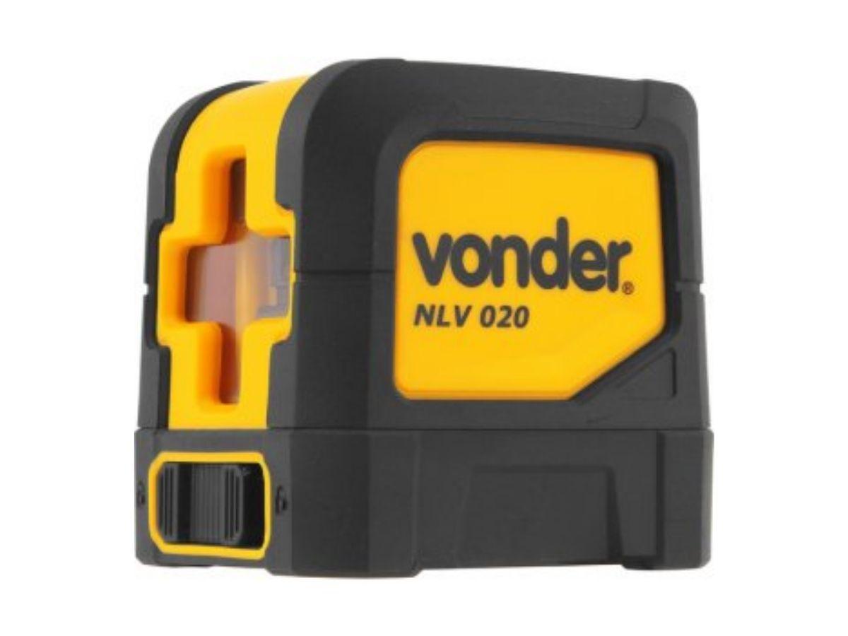 Nível Laser 20M Verde Vonder NLV-020 Profissional
