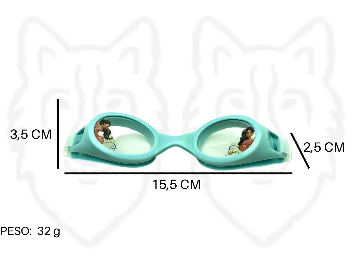 Óculos De Natação Infantil Etihome DYH-234 Princesa