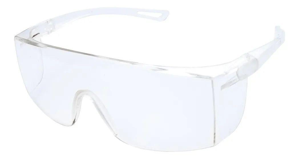 Óculos De Proteção Delta Plus Sky Incolor Transparente