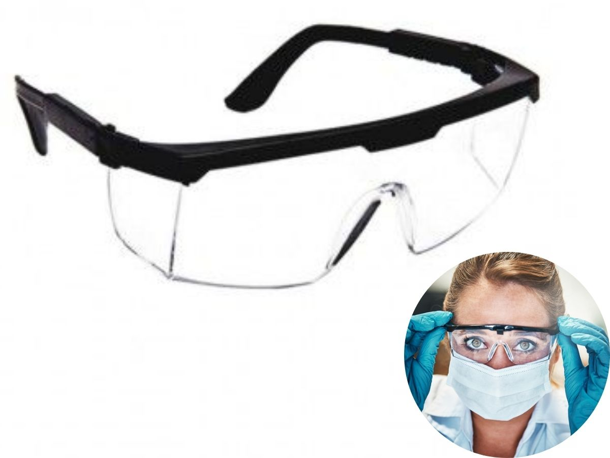 Óculos De Proteção Proteplus Imperial Incolor