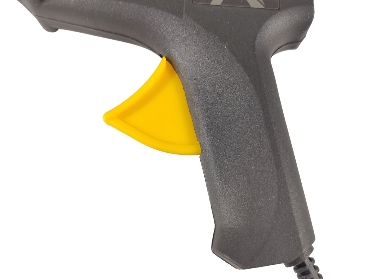 Pistola  De Cola Quente 40w Hammer PCQ-40 Bivolt C/ 2 Bastões De Cola