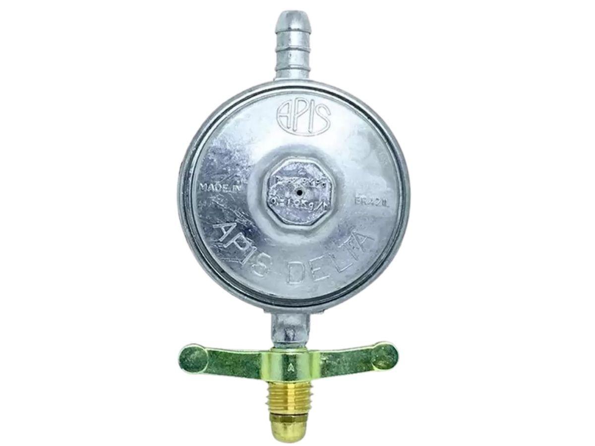 Regulador De Gás Apis Delta ISO-9001 Doméstico