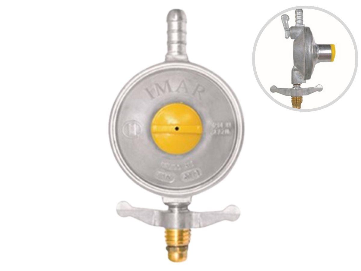 Regulador Registro Para Gás GLP Imargás 2.0 Kg/h