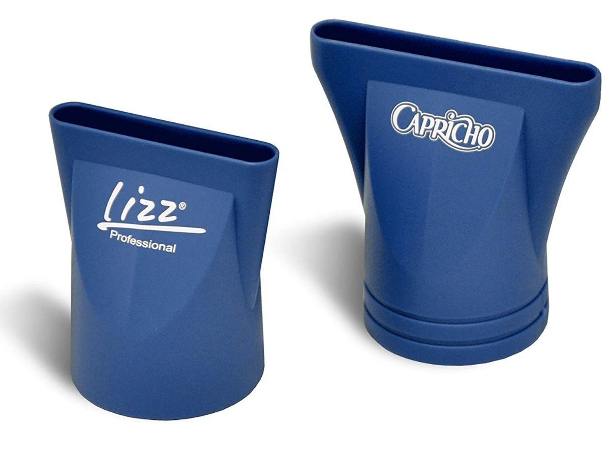 Secador De Cabelo Lizz Profissional 3800 Ionic Capricho