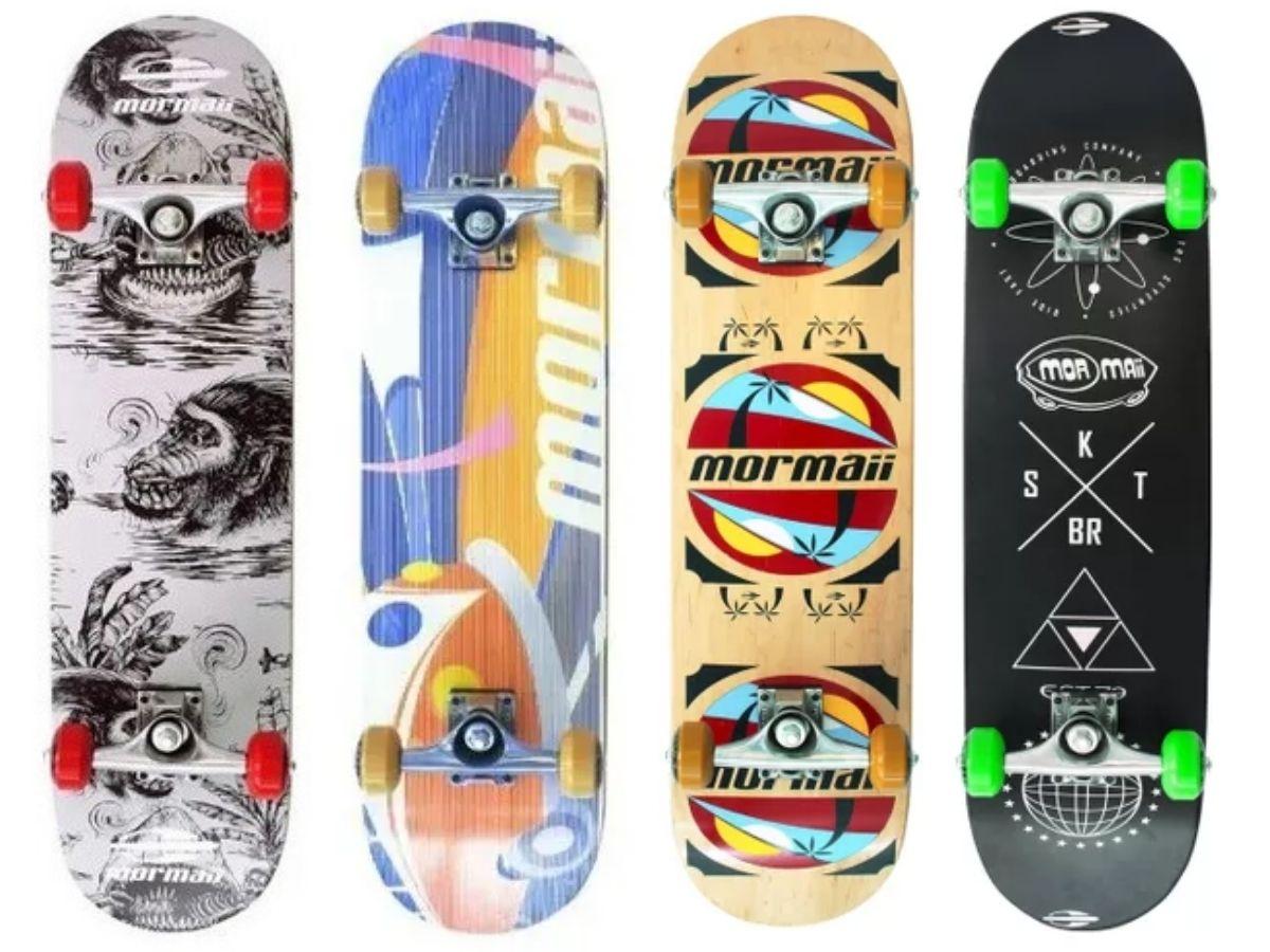 Skate Mormaii Chill Shape Especial Semi Profissional