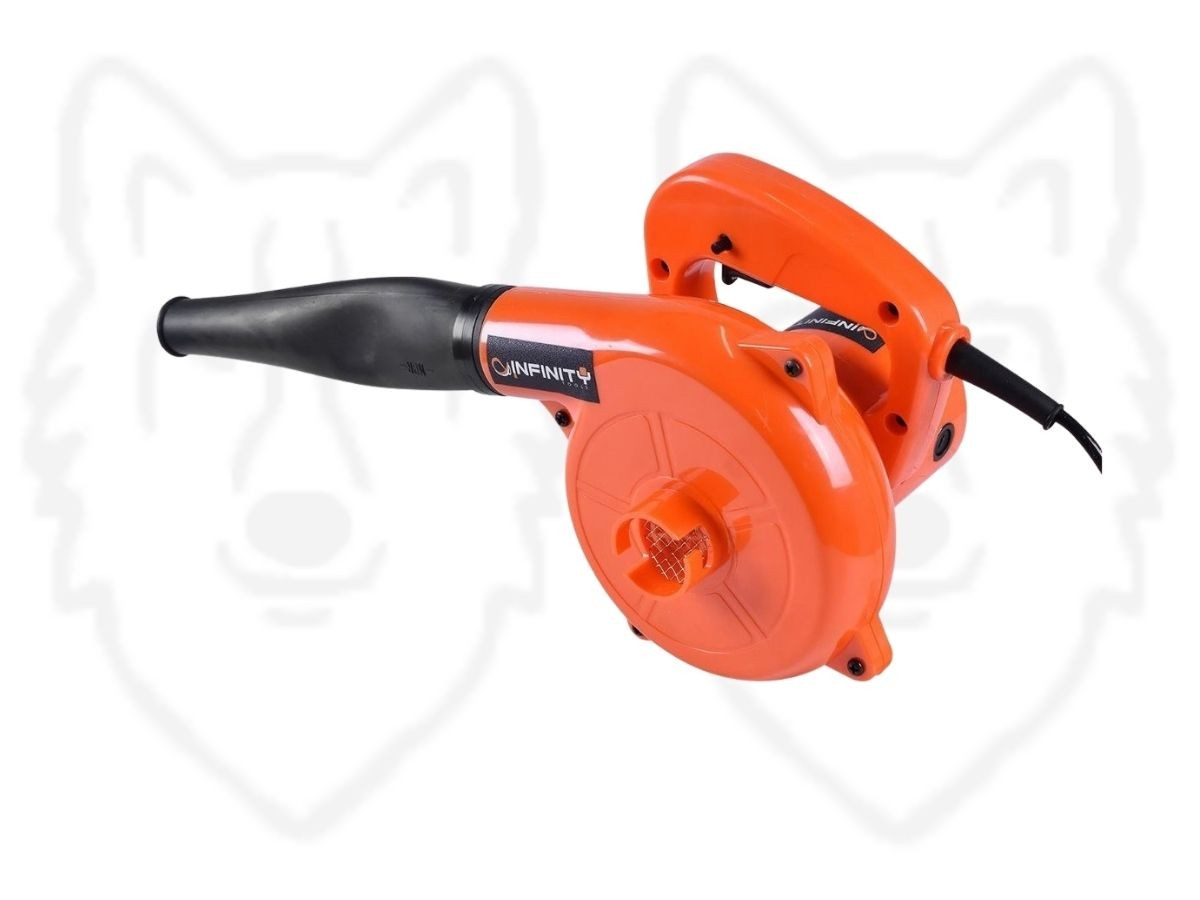 Soprador Aspirador 400w Infinity Tools IF-SA400 Uso Profissional