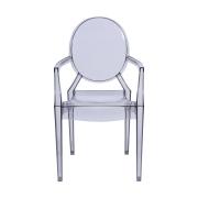 Cadeira Invisible com Braço Or Design