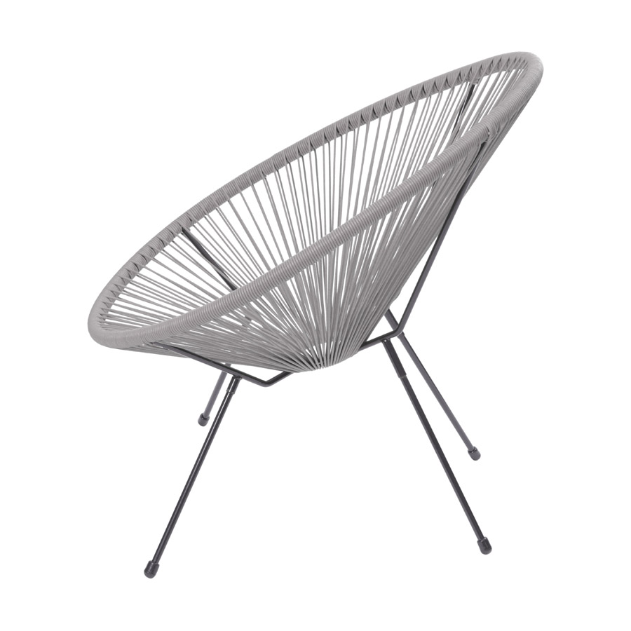 Cadeira Acapulco Rattan Or Design